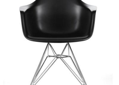 Stuhl-eames-plastic-schwarz